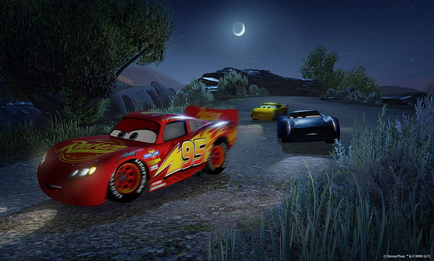 Cars 3: Driven To Win (Code in the Box)