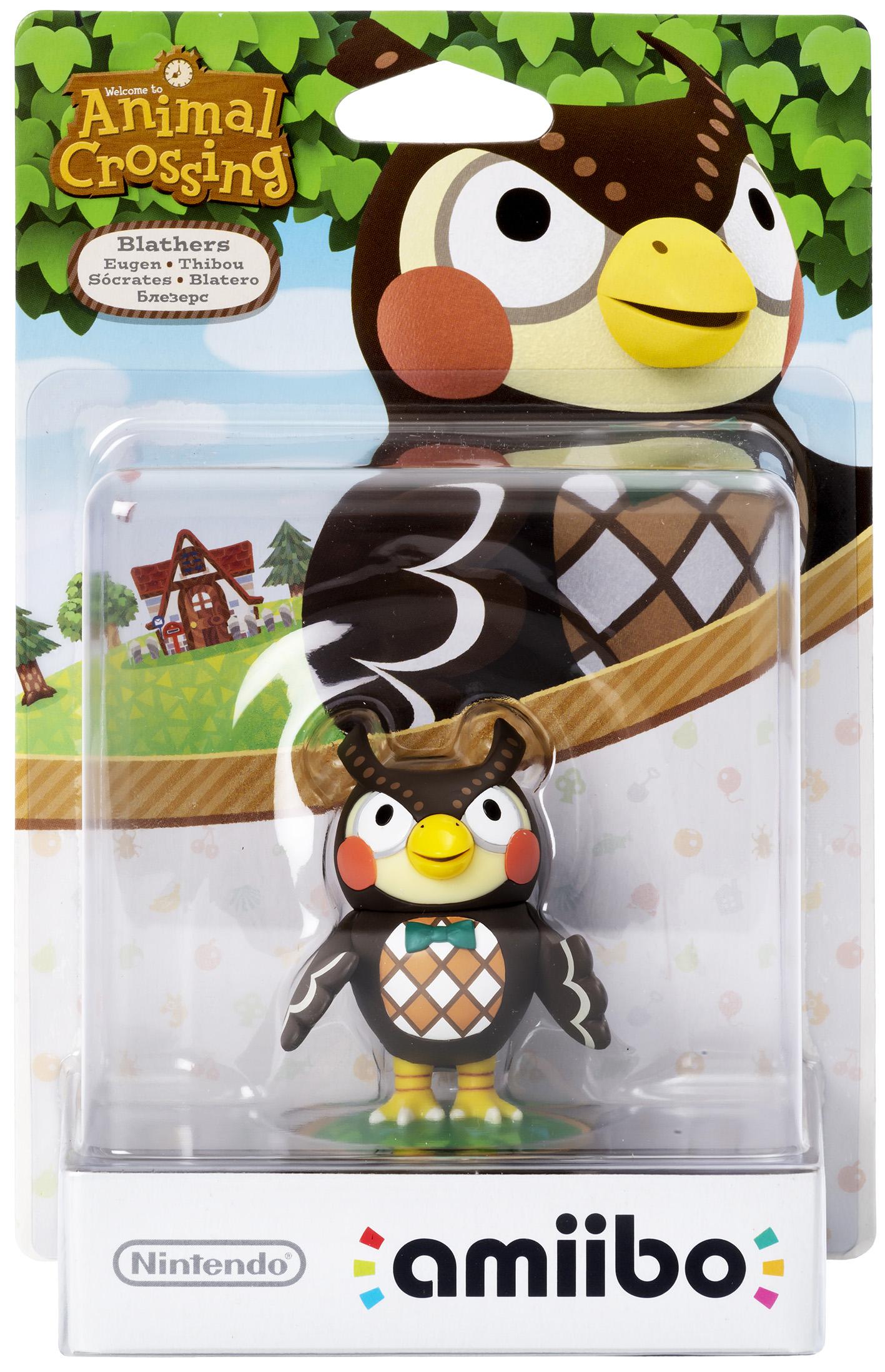 amiibo Animal Crossing - Eugen
